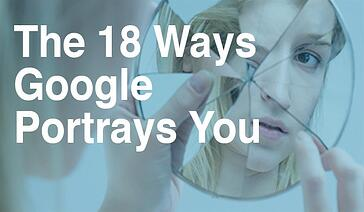 How many ways does Google present information online?