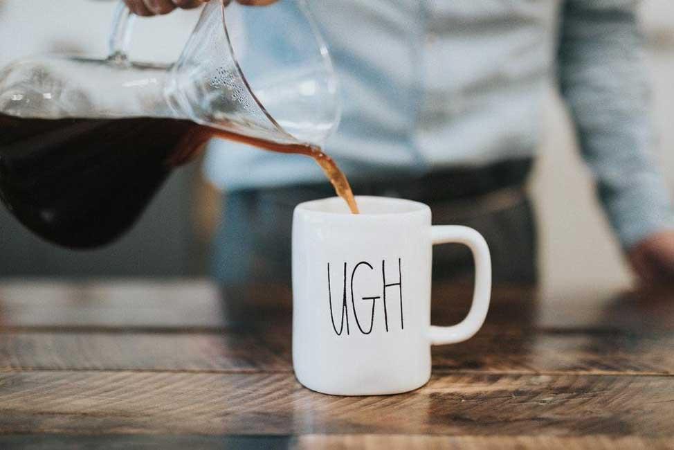 Coffee-cup