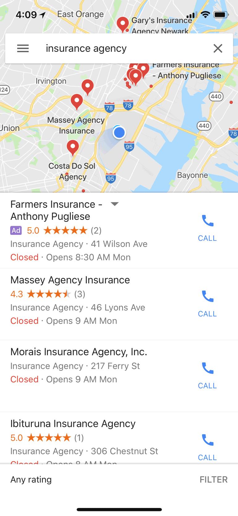 Insurance-agency