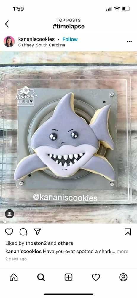 Kananis Cookies