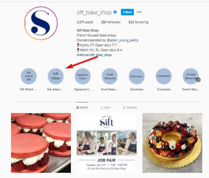 Sift Bake Shop