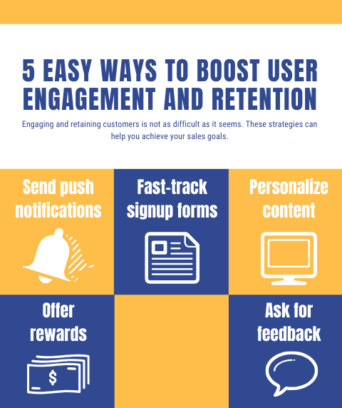 5 ways to boost engagement