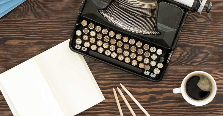 content-typewriter