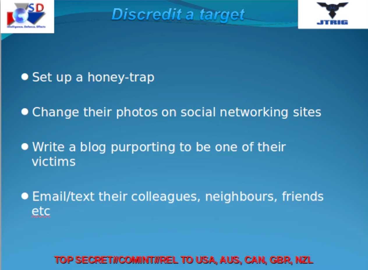 discredit-target