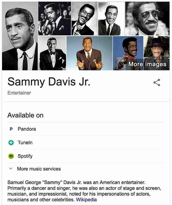 example of knowledge graph