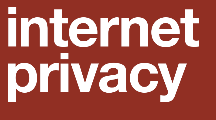 internet privacy