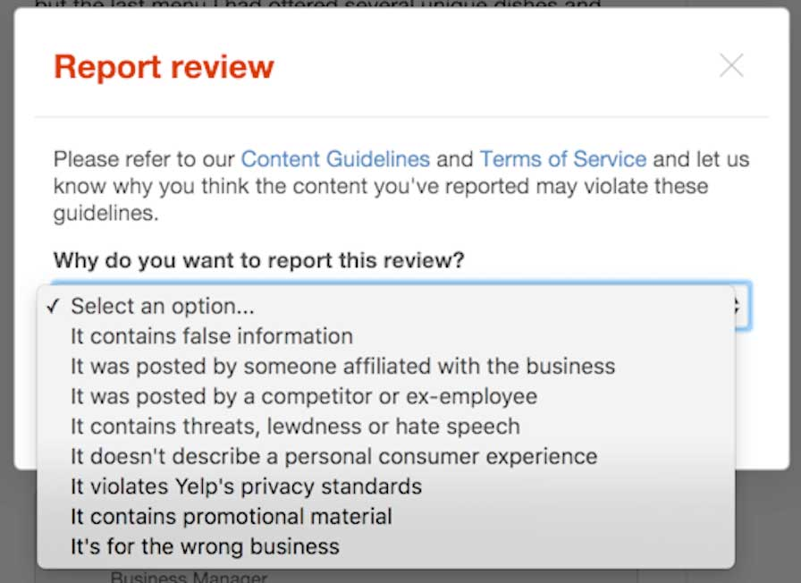 report-review