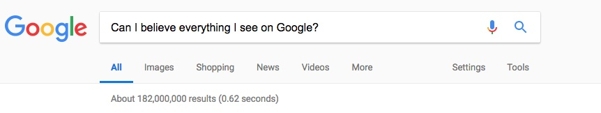 can-i-blelieve-google