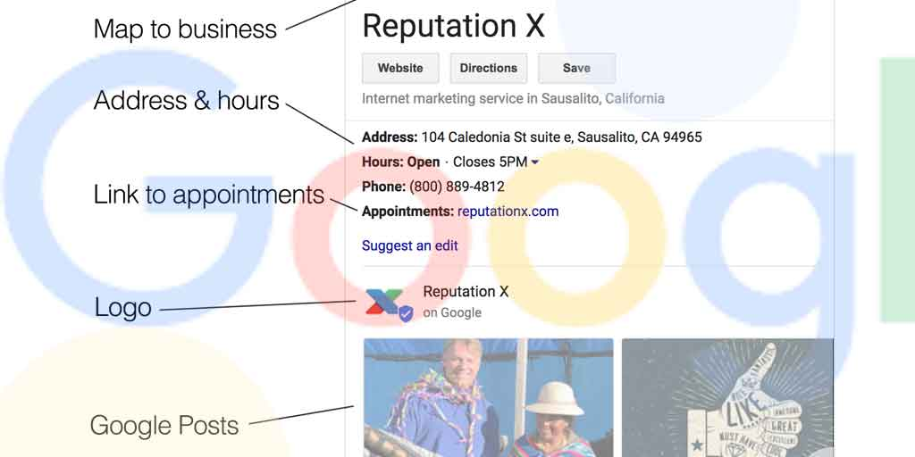 How to unlock branded search features in Google