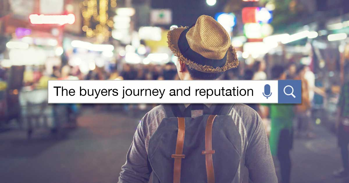 The Role of Reputation in the Customer Journey