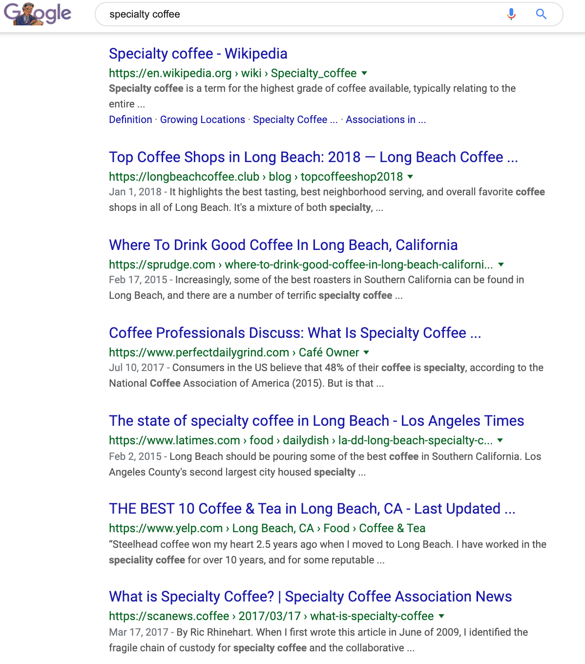 finding the best keywords