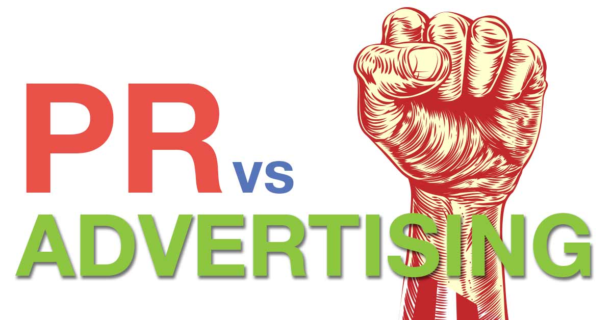 The Difference Between PR and Advertising